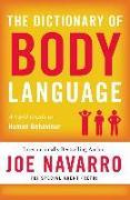 Cover-Bild zu The Dictionary of Body Language von Navarro, Joe