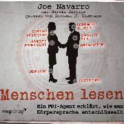 Cover-Bild zu Menschen lesen (Audio Download) von Navarro, Joe