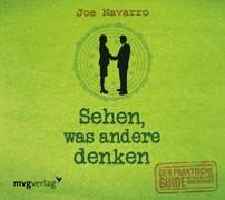 Cover-Bild zu Sehen, was andere denken von Navarro, Joe