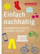 Cover-Bild zu Prinz, Johanna: Einfach nachhaltig