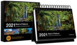 Cover-Bild zu KUNTH Verlag (Hrsg.): Tischkalender Best of Nature 2021
