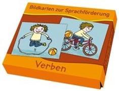 Cover-Bild zu Bildkarten zur Sprachförderung: Verben von Redaktionsteam Verlag an der Ruhr