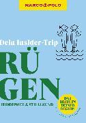 Cover-Bild zu Engelhardt, Marc: MARCO POLO Insider-Trips Rügen mit Hiddensee und Stralsund