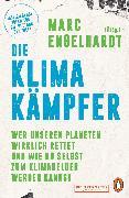 Cover-Bild zu Engelhardt, Marc (Hrsg.): Die Klimakämpfer