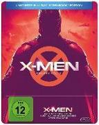Cover-Bild zu Goldman, Jane: X-Men Trilogie