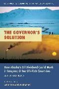 Cover-Bild zu Moss, Todd (Hrsg.): Governor's Solution
