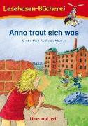 Cover-Bild zu Anna traut sich was von Mai, Manfred