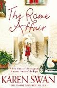 Cover-Bild zu Swan, Karen: The Rome Affair (eBook)