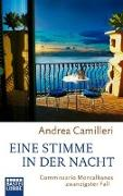 Cover-Bild zu Camilleri, Andrea: Eine Stimme in der Nacht