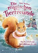 Cover-Bild zu Meadows, Daisy: Die magischen Tierfreunde 5 - Pia Puschel und der geheime Zauber