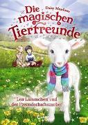 Cover-Bild zu Meadows, Daisy: Die magischen Tierfreunde 13 - Lea Lämmchen und der Freundschaftszauber