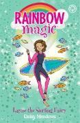 Cover-Bild zu Meadows, Daisy: Layne the Surfing Fairy (eBook)