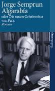 Cover-Bild zu Semprún, Jorge: Algarabía oder Die neuen Geheimnisse von Paris