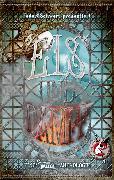Cover-Bild zu Karschnick, Ann-Kathrin: Eis und Dampf (eBook)