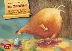 Cover-Bild zu Elschner, Géraldine: Das Osterküken. Kamishibai Bildkartenset