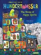 Cover-Bild zu Elschner, Géraldine: Hundertwasser Picture Book