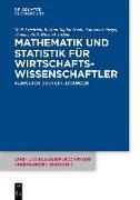 Cover-Bild zu Vorfeld, Michael: Mathematik und Statistik für Wirtschaftswissenschaftler (eBook)
