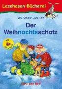 Cover-Bild zu Der Weihnachtsschatz / Silbenhilfe von Scheffler, Ursel