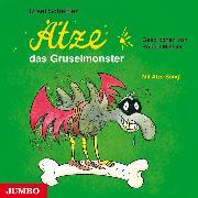 Cover-Bild zu Ätze, das Gruselmonster (Audio Download) von Scheffler, Ursel