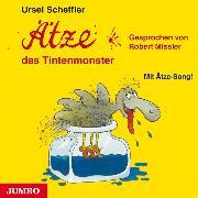 Cover-Bild zu Ätze, das Tintenmonster (Audio Download) von Scheffler, Ursel