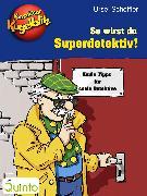 Cover-Bild zu Kommissar Kugelblitz - So wirst du Superdetektiv! (eBook) von Scheffler, Ursel