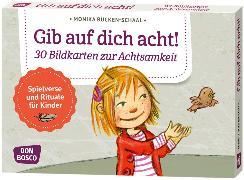 Cover-Bild zu Gib auf dich acht! von Bücken-Schaal, Monika