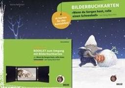 Cover-Bild zu Bilderbuchkarten »Wenn du Sorgen hast, rolle einen Schneeball« von Sang-Keun Kim von Neßhöver, Nanna