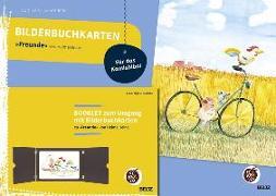 Cover-Bild zu Bilderbuchkarten »Freunde« von Helme Heine von Alt, Katrin