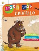 Cover-Bild zu Der Grüffelo. Mach was mit dem Grüffelo von Gellersen, Ruth