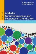 Cover-Bild zu Leitfaden Sprachförderung in der heterogenen Grundschule (eBook) von Krempin, Maren
