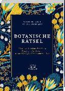 Cover-Bild zu Botanische Rätsel von Akeroyd, Simon