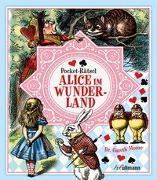 Cover-Bild zu Pocket Rätsel: Alice im Wunderland von Moore, Dr. Gareth