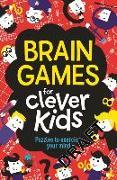 Cover-Bild zu Brain Games for Clever Kids von Moore, Gareth
