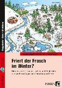 Cover-Bild zu Friert der Frosch im Winter? von Seeberg, Helen