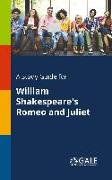 Cover-Bild zu A Study Guide for William Shakespeare's Romeo and Juliet von Gale, Cengage Learning