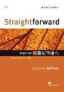 Cover-Bild zu Straightforward. Beginner. 2 Class Audio-CDs von Kerr, Philip