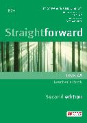 Cover-Bild zu Straightforward split edition Level 4 Teacher's Book Pack A von Scrivener, Jim