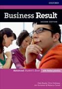 Cover-Bild zu Business Result: Advanced: Class Audio CD von Baade, Kate