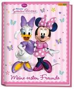 Cover-Bild zu Panini (Hrsg.): Disney Minnie Schleifen-Boutique Kindergartenfreundebuch