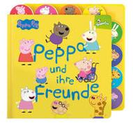 Cover-Bild zu Panini: Peppa Pig: Peppa und ihre Freunde