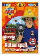 Cover-Bild zu Panini: Feuerwehrmann Sam: Rätselspaß mit Feuerwehrmann Sam
