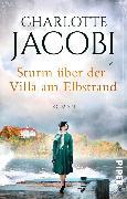 Cover-Bild zu Jacobi, Charlotte: Sturm über der Villa am Elbstrand (eBook)