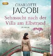 Cover-Bild zu Jacobi, Charlotte: Sehnsucht nach der Villa am Elbstrand