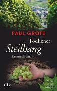 Cover-Bild zu Tödlicher Steilhang von Grote, Paul