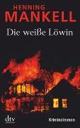 Cover-Bild zu Die weisse Löwin von Mankell, Henning
