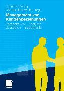 Cover-Bild zu Management von Kundenbeziehungen (eBook) von Landwehr, Jan R. (Beitr.)