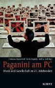 Cover-Bild zu Paganini am PC von Stoll, Rolf W. (Hrsg.)