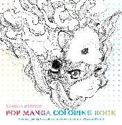 Cover-Bild zu D'Errico, Camilla: Pop Manga Coloring Book