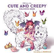 Cover-Bild zu d'Errico, Camilla: Pop Manga Cute and Creepy Coloring Book