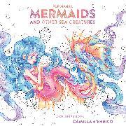 Cover-Bild zu D'Errico, Camilla: Pop Manga Mermaids and Other Sea Creatures